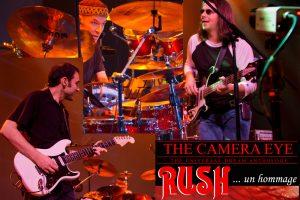Camera Eye hommage à Rush