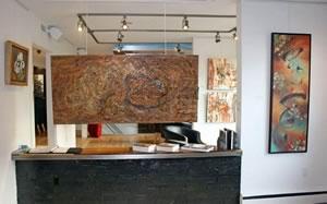 Vue de la Galerie uNo