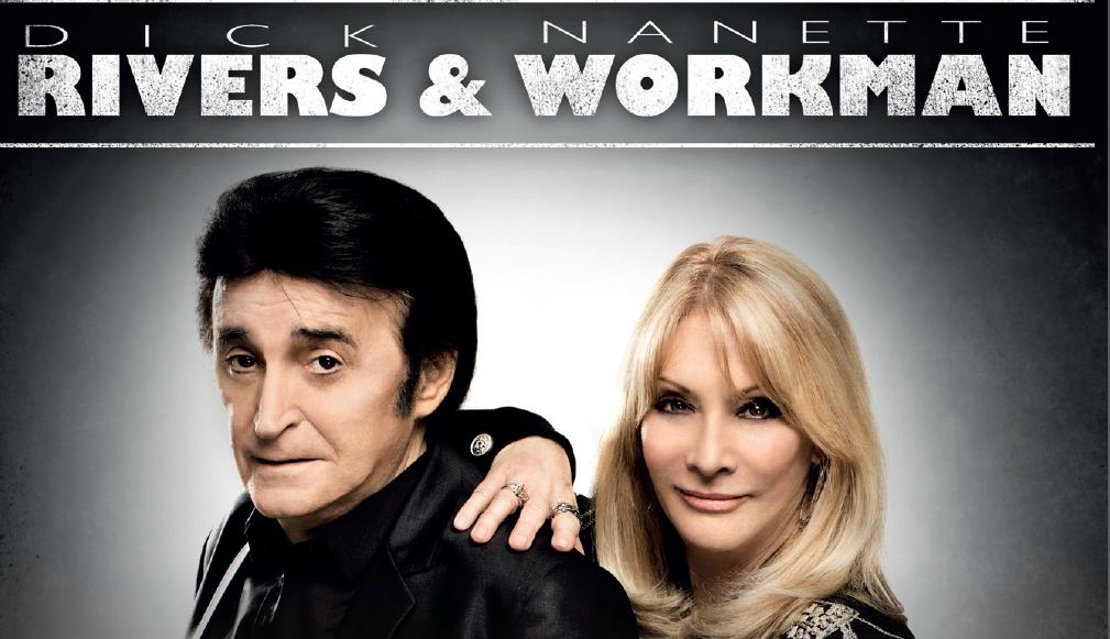 Dick Rivers & Nanette Workman