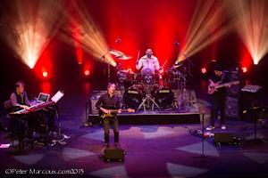 Le Billy Cobham quartet