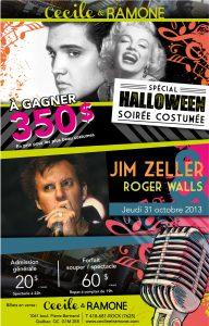 Jim Zeller et Roger Walls