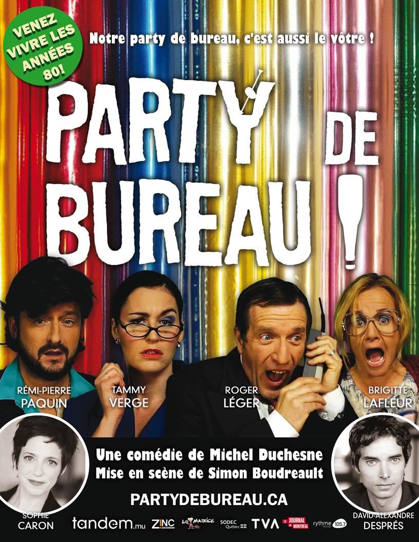 Party de Bureau !