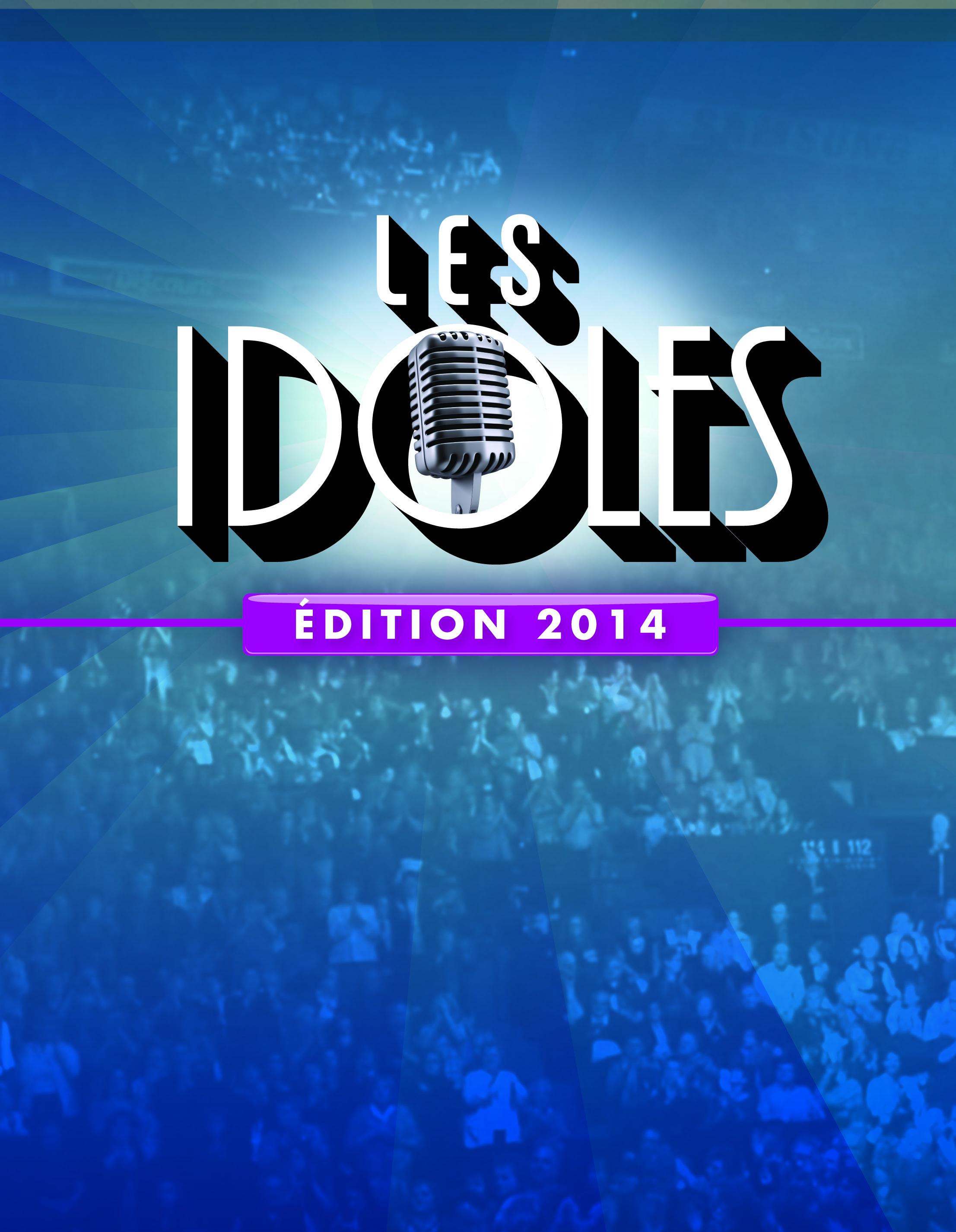 Les idoles édition 2014