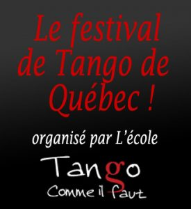 Le festival de Tango de Québec