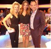 Julie Bélanger, Marie-Christine Proulx, José Gaudet