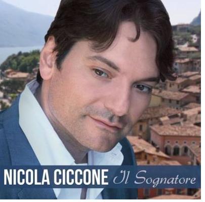 Nicola Ciccone, premier album en italien : Il Sognatore