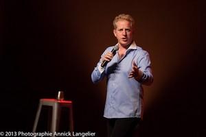Maitre dans l'art du stand-up comique