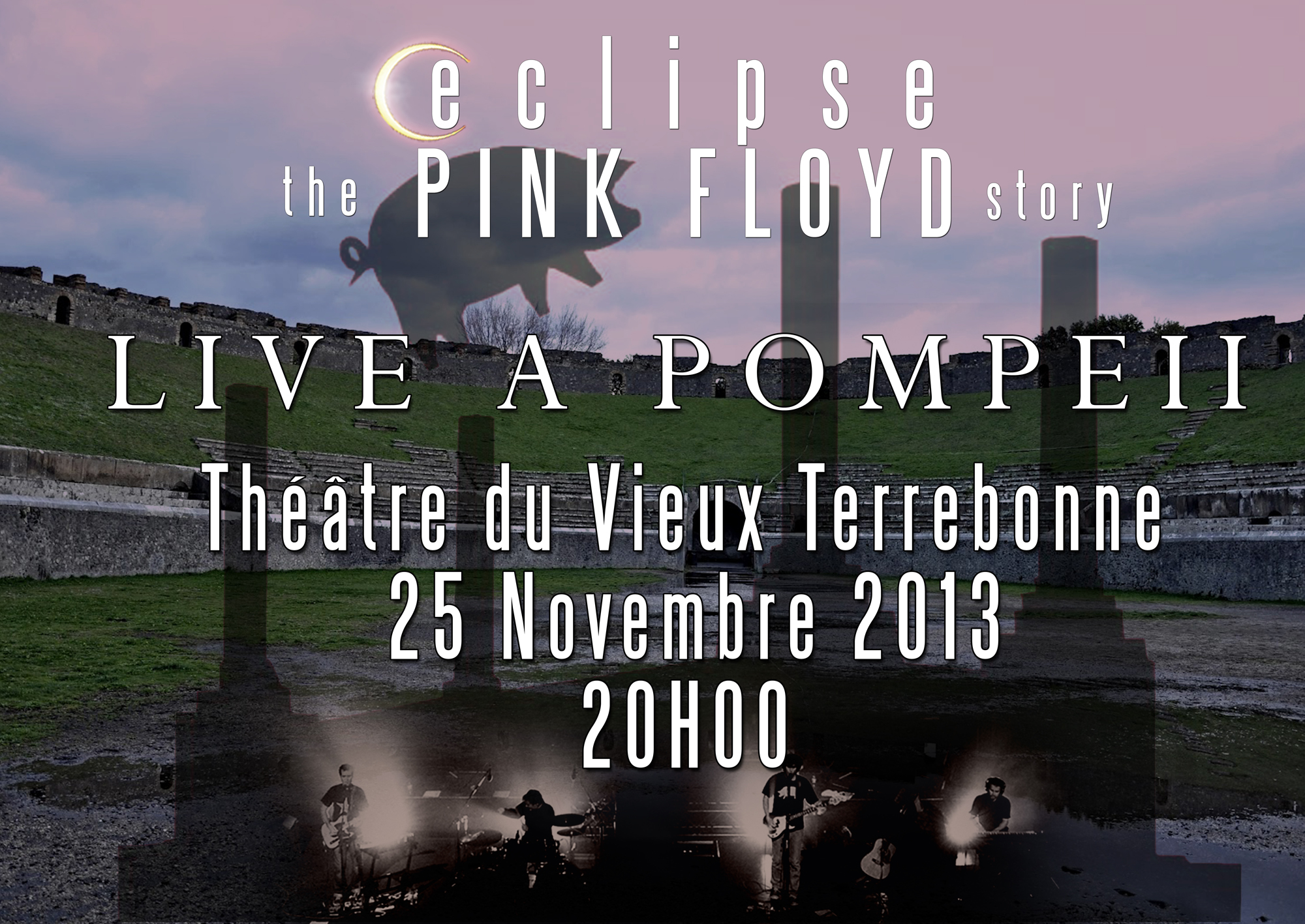 Eclipse - The Pink Floyd Story