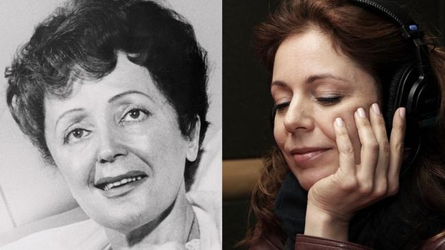 Édith Piaf et Isabelle Boulay