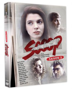 Scoop saison 3 enfin sur DVD !