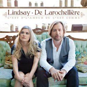 Andrea Lindsay et Luc De La Rochellière