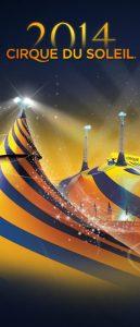 Cirque du Soleil 2014