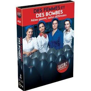 Des Femmes et des bombes saison 2 © photo: courtoisie