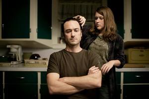 Ariane Legault (Chantal) et  Sébastien Ricard (Serge)