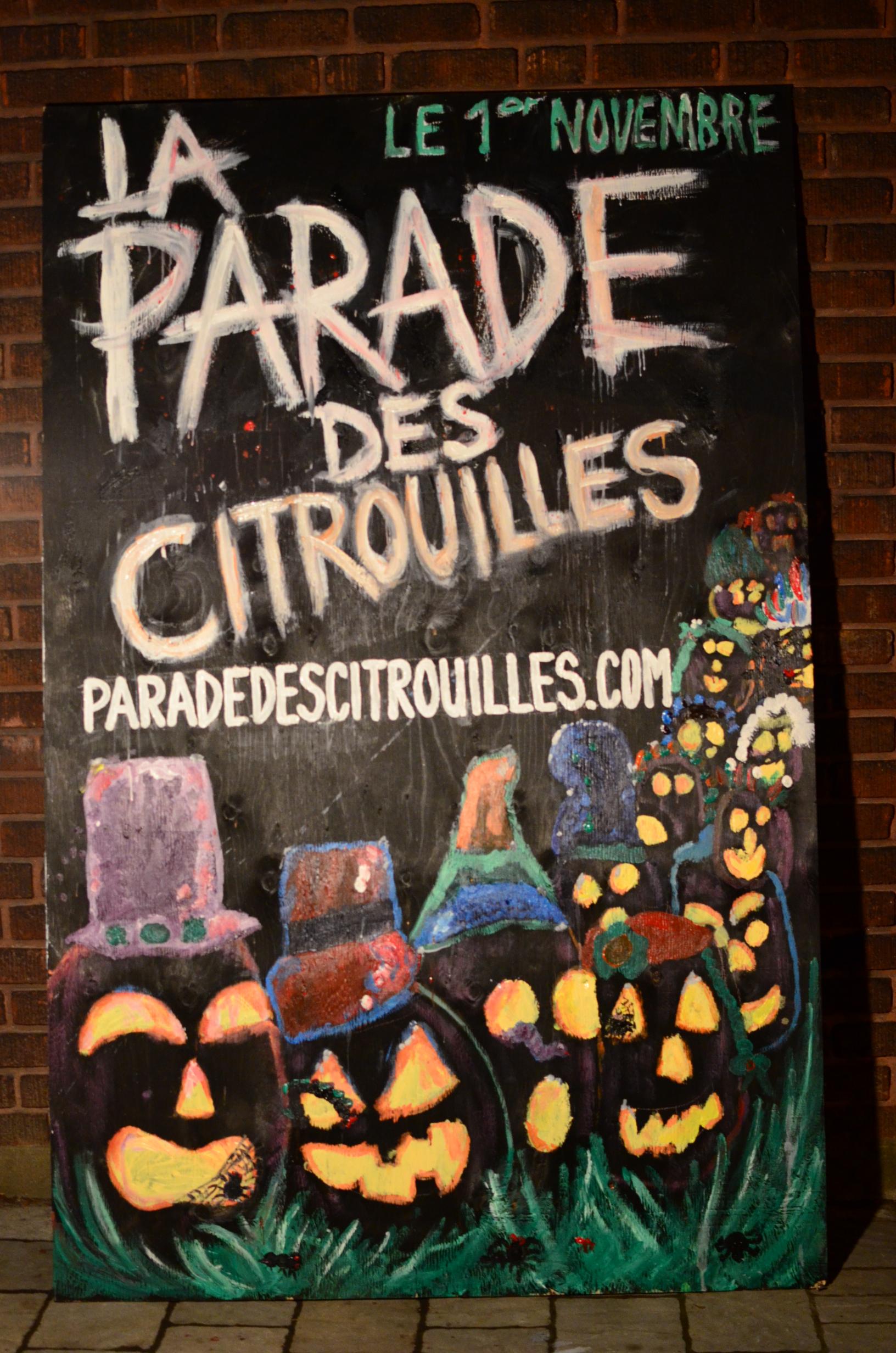 La Parade des Citrouilles