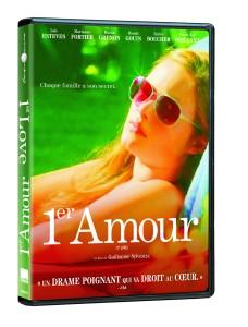 1er Amour en DVD