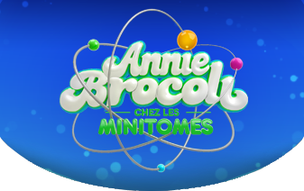 Annie Brocoli chez les Minitomes