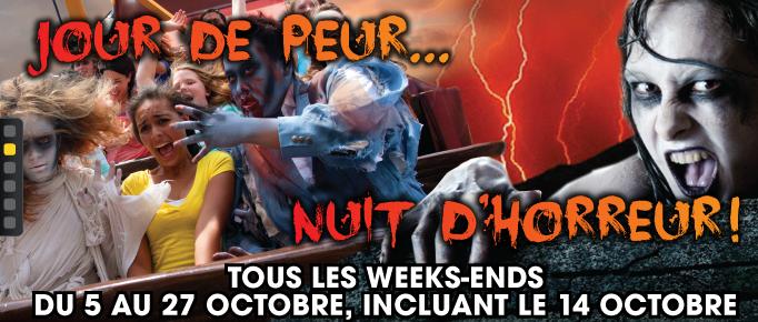 Le Festival de la Frayeur à La Ronde