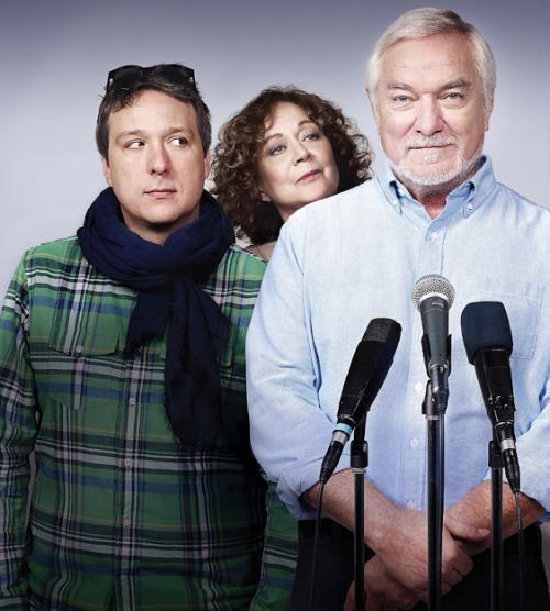 Pierre-François Legendre,Pauline Martin, Michel Dumont
