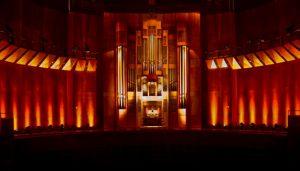 L'organiste Richard Paré
