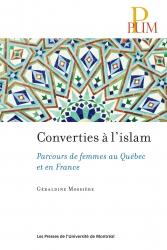 Converties à l'Islam de Géraldine Mossière  © photo: courtoisie