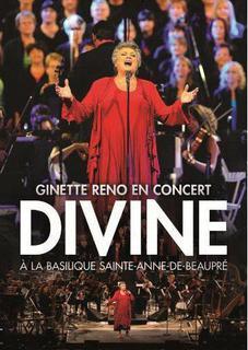 Ginette Reno en concert - DIVINE à la Basilique Sainte-Anne-De-Beaupré