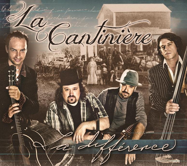 Album de La Cantinière