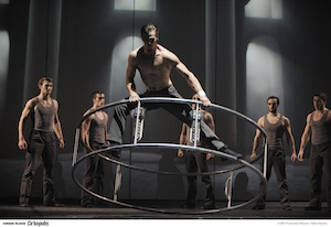 Cirkopolis du Cirque Éloize