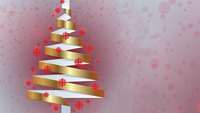Icône Noël de Radio-Canada