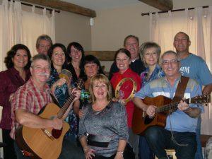 Linda Proulx et le groupe Medley