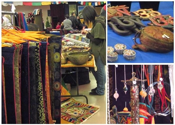 Foire culturelle Tibétaine