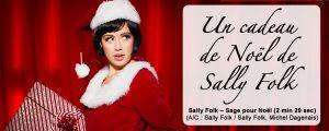 Un cadeau de Noël de Sally Folk