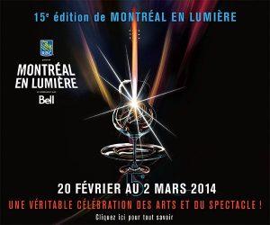 15e édition de Montréal en Lumière