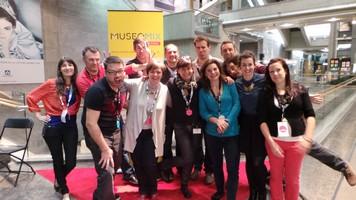 les organisateurs du Museomix 2013 se sont réjouis du succès remporté par l'événement présenté pour la première fois en Amérique du Nord.