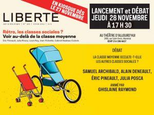 Revue Liberté © photo: courtoisie