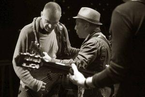 Sting et Paul Simon