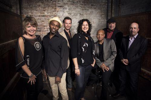 Newport Jazz Festival, Now 60, avec Randy Brecker, Anat Cohen, Larry Grenadier, Karrin Allyson, Mark Whitfield, Clarence Penn et Peter Martin
