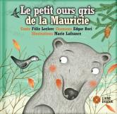 Le petit ours gris de la Mauricie © photo: courtoisie