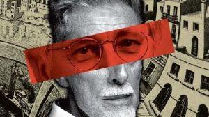 Détail de l'affiche du documentaire Achever l'inachevable, de Jean Bergeron, 2007