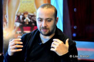 Réalisateur – Scénariste   Ismaël Saidi