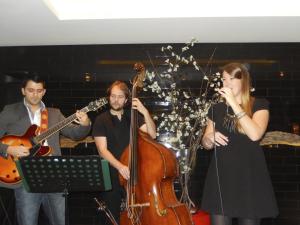 Gabrielle Shunk Trio (musique jazz)