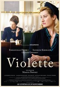 « VIOLETTE » de Martin Provost Mettant en vedette Emmanuelle Devos