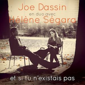 Joe Dassin en duo avec Hélène Ségara