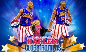 Harlem Globetrotters 2014