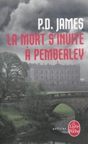 P.D. James,  La mort s'invite à Pemberley © photo : courtoisie