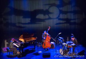 Le trio de Lorraine Desmarais