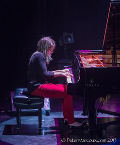 Emie R. Roussel, pianiste