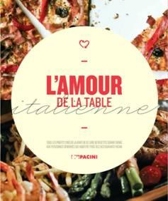 L'amour de la table italienne © photo:courtoisie