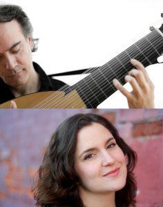 Sylvain Bergeron et Estelí Gomez