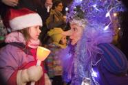 Noël en grand sur l'avenue du Mont-Royal